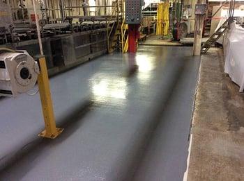 safe industrial floor coatings