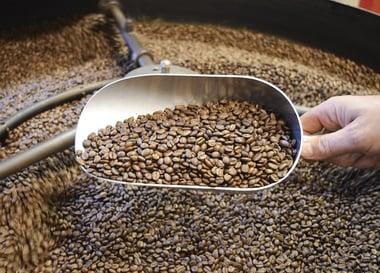 Coffee roaster USDA compliance