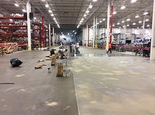 urethane floor coatings