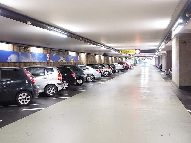 parking garage safety coatings and paint