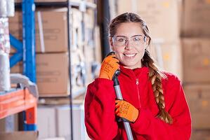 Warehouse worker maintaining new floors.jpg