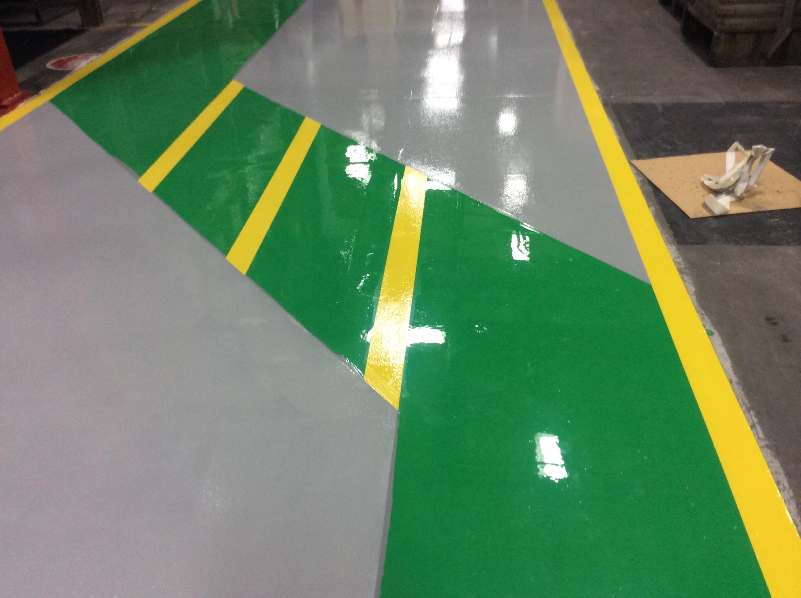 Industrail Floor Coatings