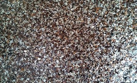 quartz pattern floor