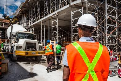 concrete vapor barriers for new construction