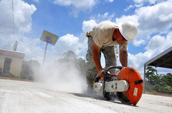 Methods for Industrial Floor Coating Surface Preparation