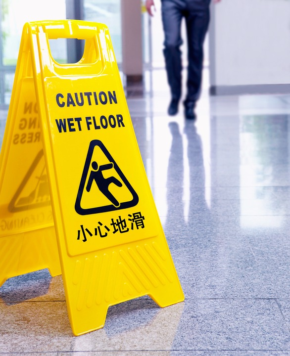 preventing industrial workplace accidents