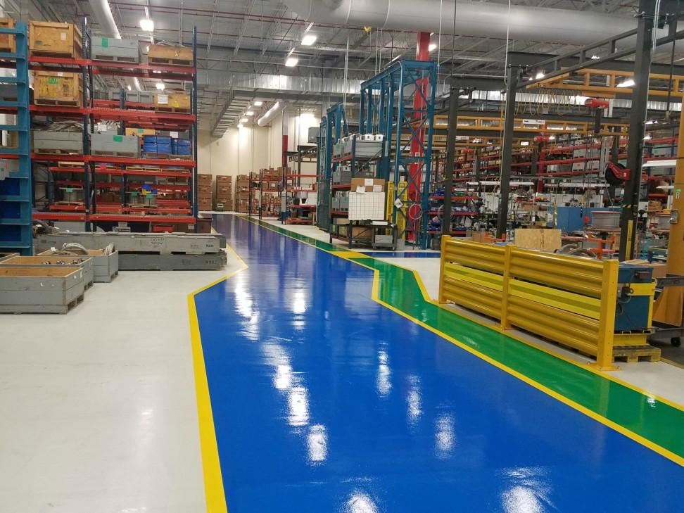 Floor LRV Light Reflectance Value