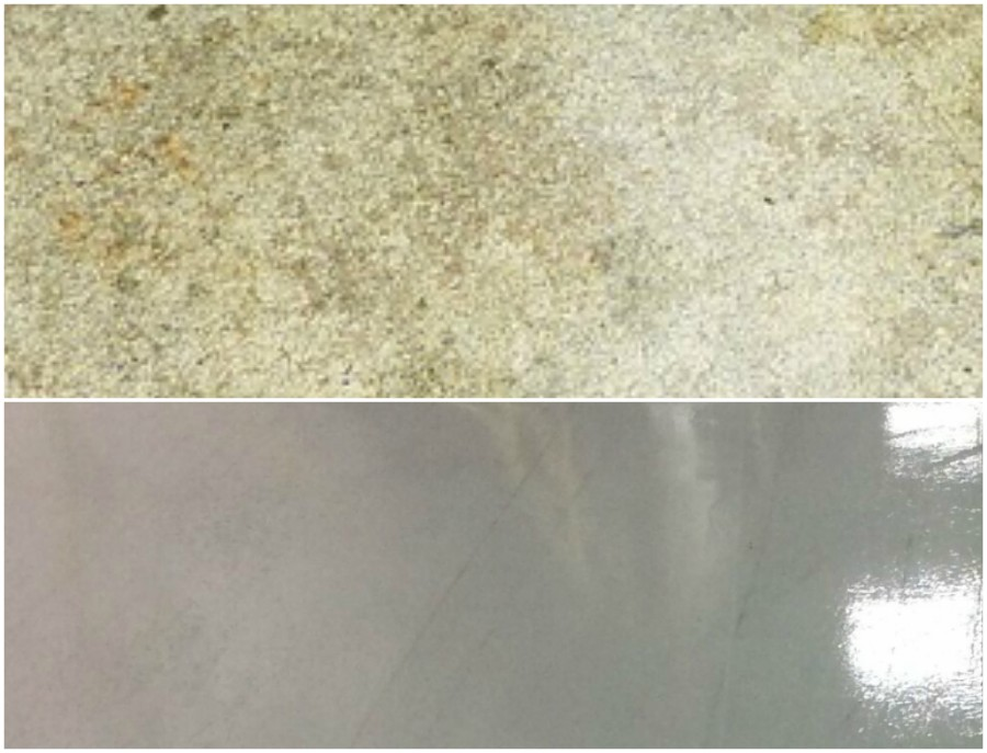concrete sealer vs epoxy